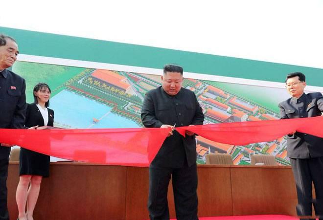 Coreia do Norte | Kim Jong Un aparece em público