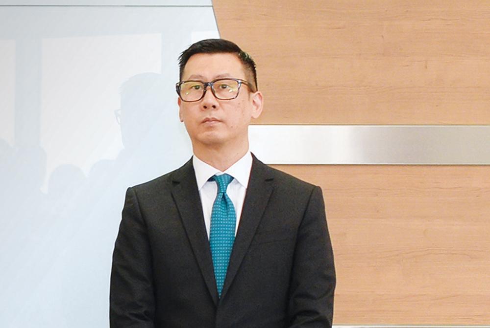 Adriano Ho toma posse como director da DICJ a 10 de Junho