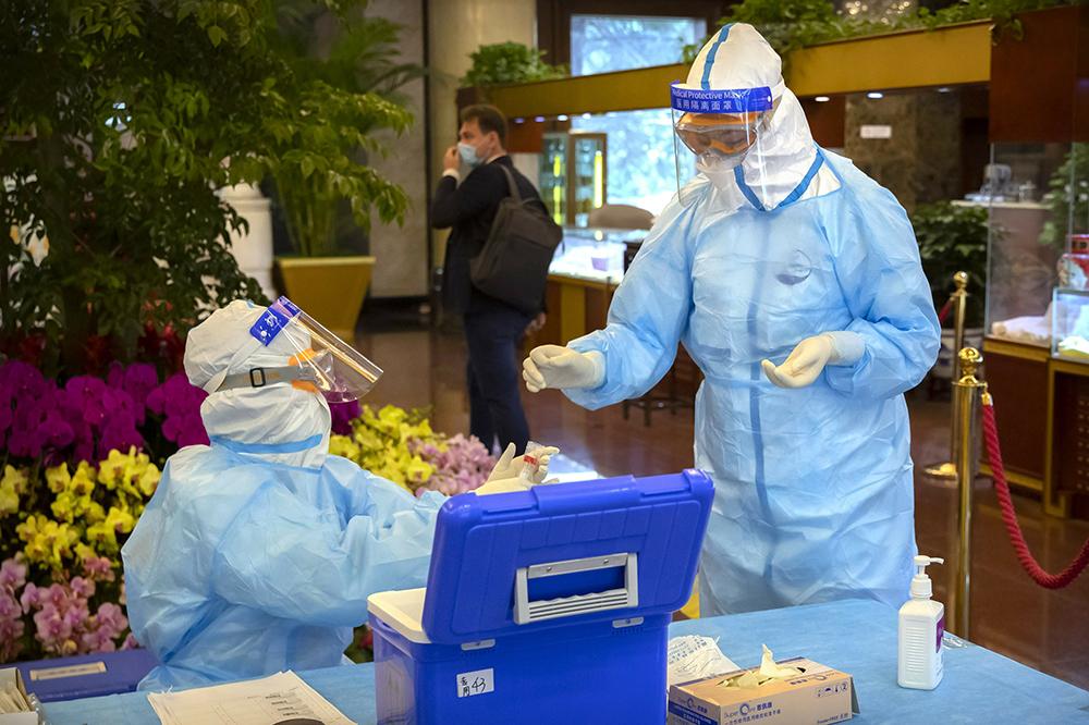 Covid-19 | China detecta oito novos casos de contágio local no noroeste do país