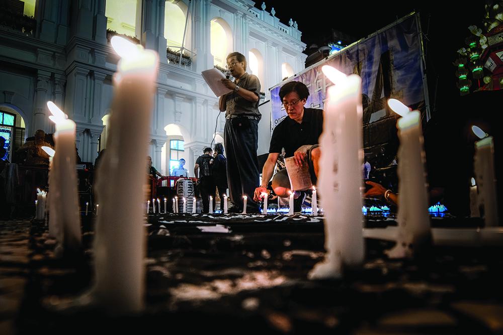 4 de Junho | Rejeitada vigília no Senado por violar Código Penal