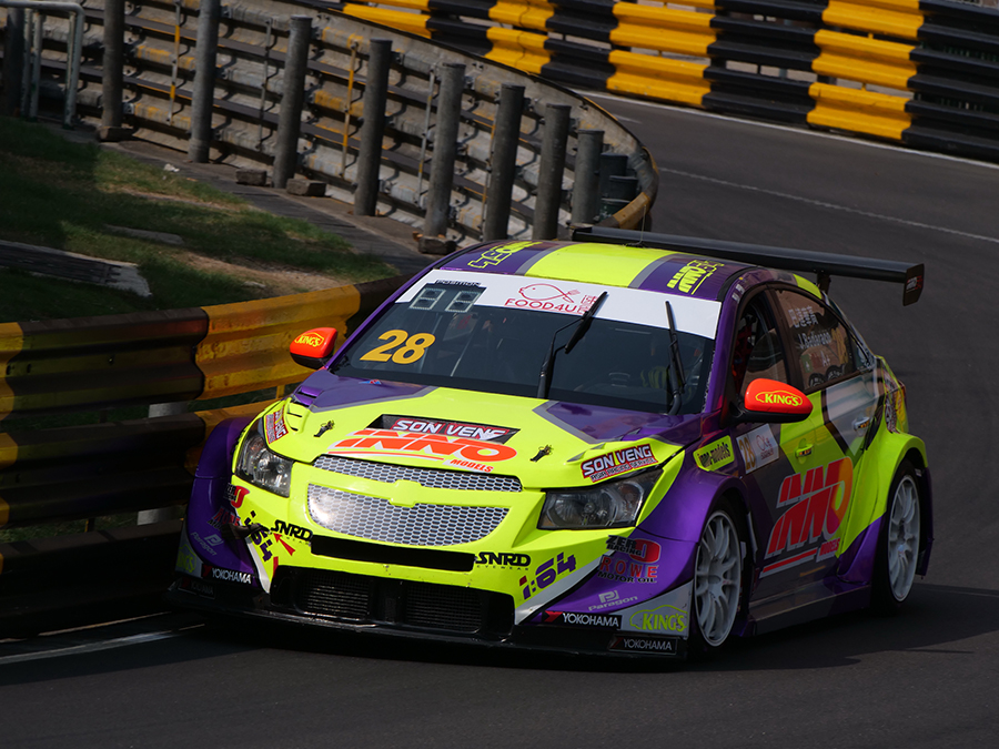 Automobilismo | Badaraco vai tentar recuperar a Taça de Carros de Turismo de Macau