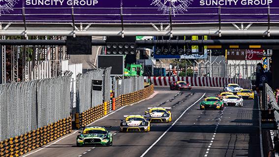 GT | Construtores apoiam o GP Macau