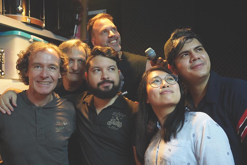 Música | Pixies de Macau ao vivo no palco do LMA sábado às 21h30
