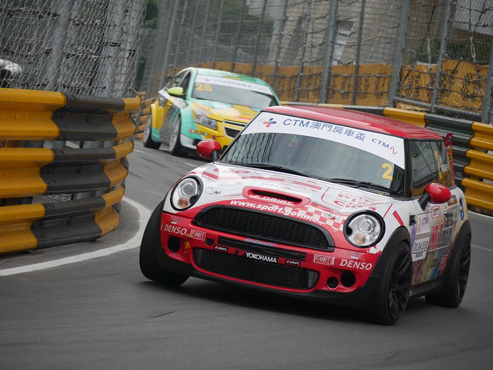 Automobilismo | Rui Valente repetirá Taça de Carros de Turismo de Macau