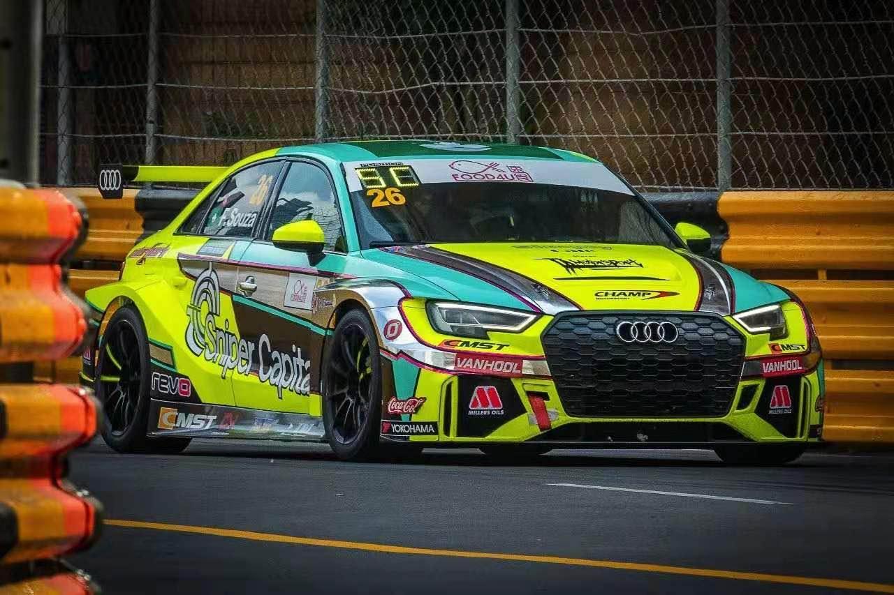 GP Macau | Corrida da Guia volta a ser interessante para Filipe Souza