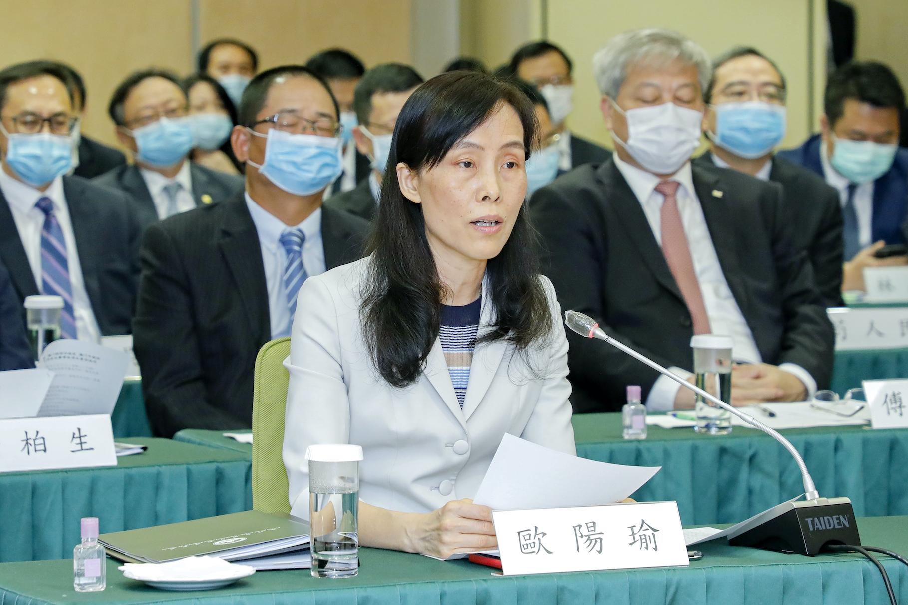 UNESCO | Elsie Ao Ieong U promoveu Macau em Pequim durante evento