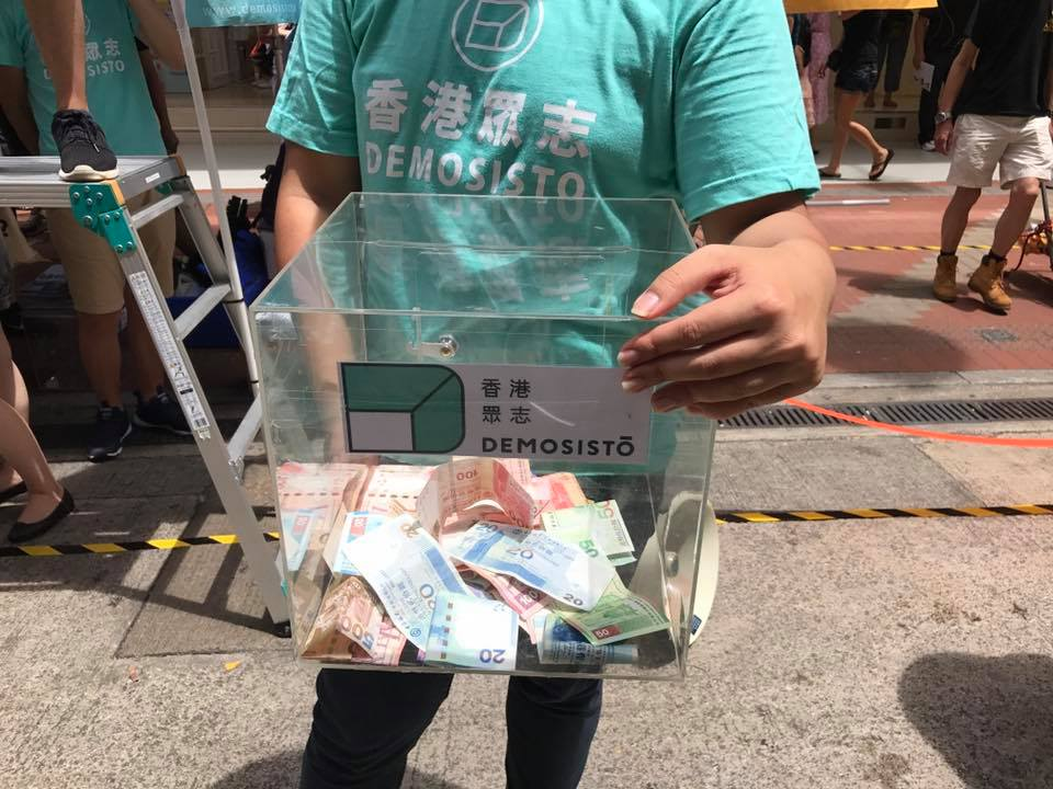Hong Kong | Joshua Wong, Nathan Law e Agnes Chow abandonam partido Demosisto