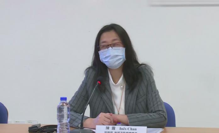 Victor Chan sai depois de 20 anos, Inês Chan é a nova directora do GCS