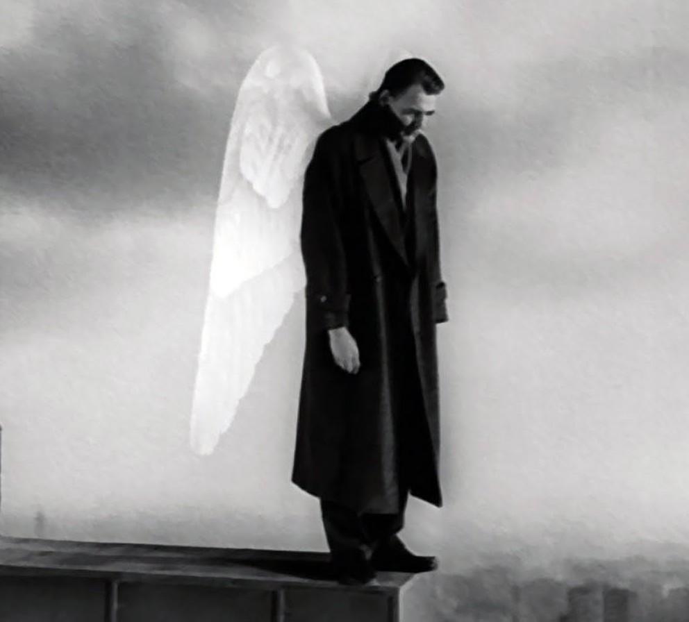 O anjo do desespero