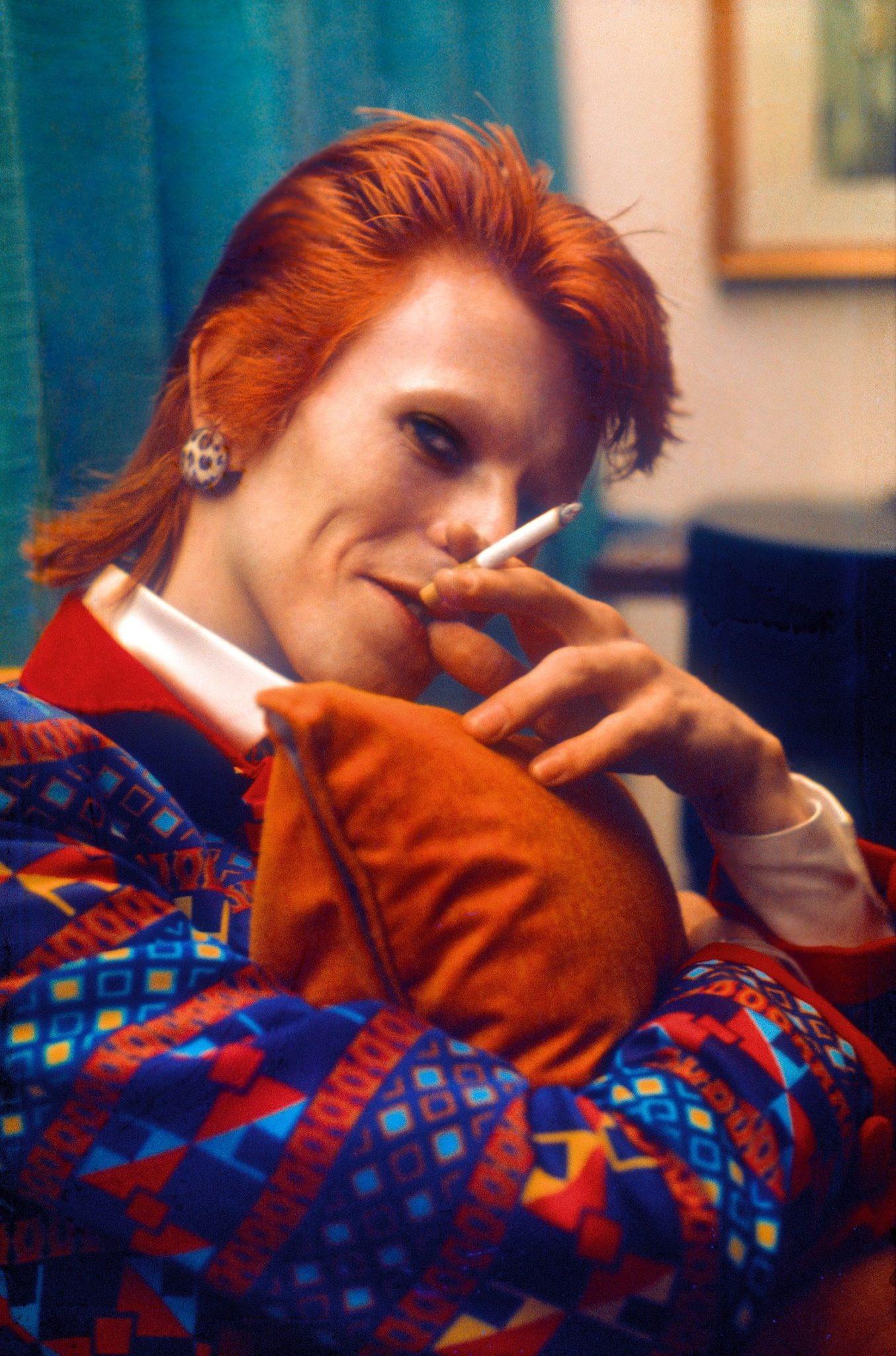 A amante de David Bowie e de Iggy Pop