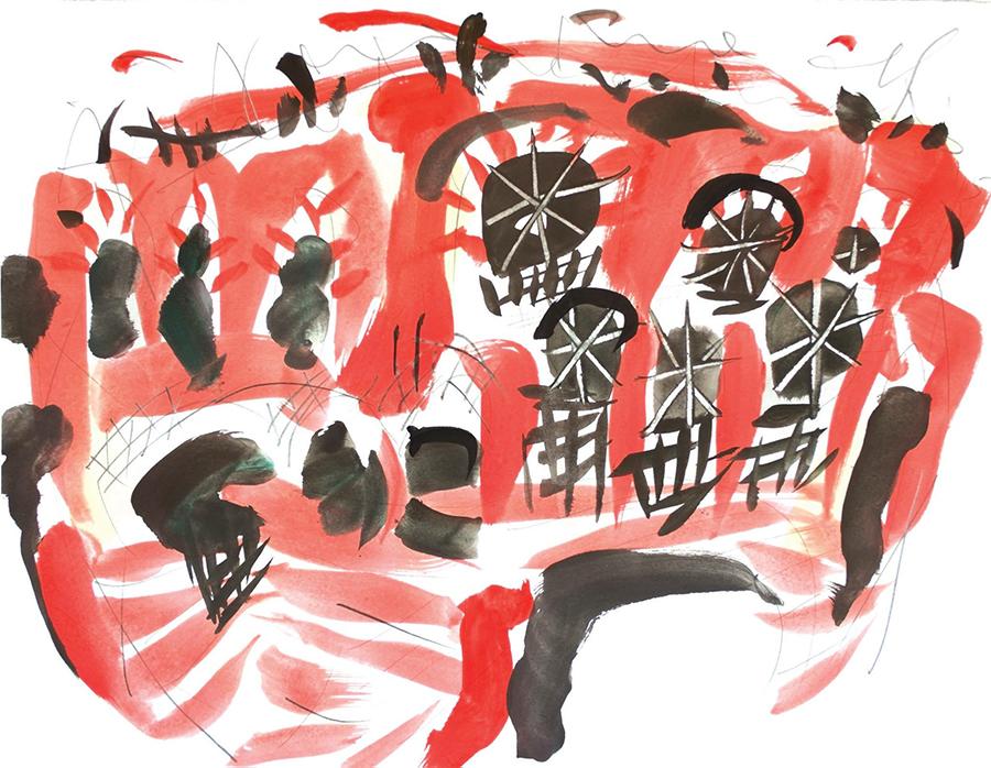 Exposição   Artista de Taiwan exibe obra na Creative Macau