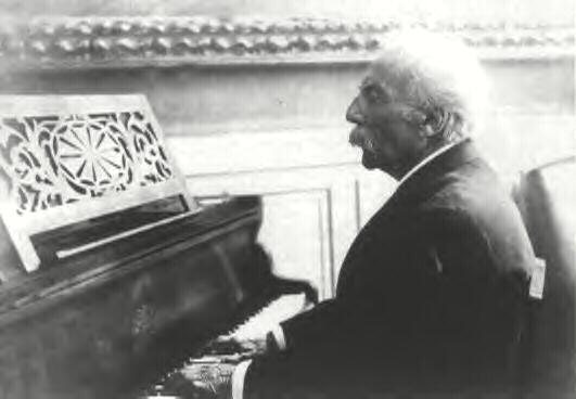 O segundo quarteto com piano