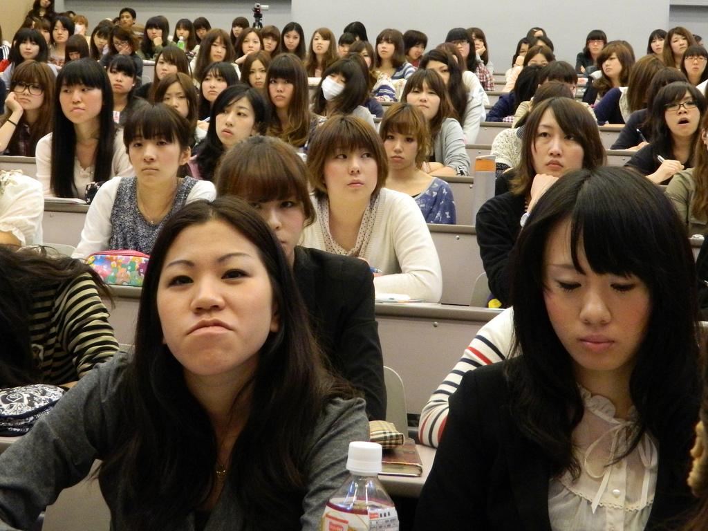 A escola das meninas