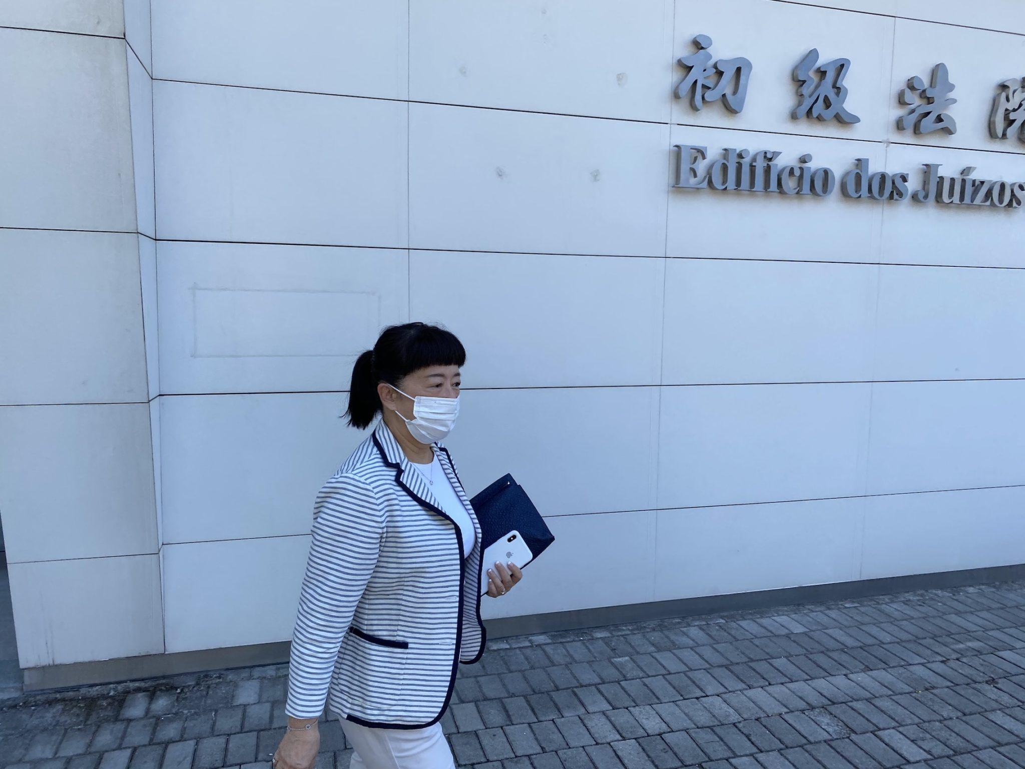 IPIM | Ânimos crispados levam Irene Lau a contestar perguntas de advogado