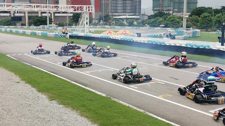 AAMC | Taça é alternativa aos campeonatos de karting e motociclismo