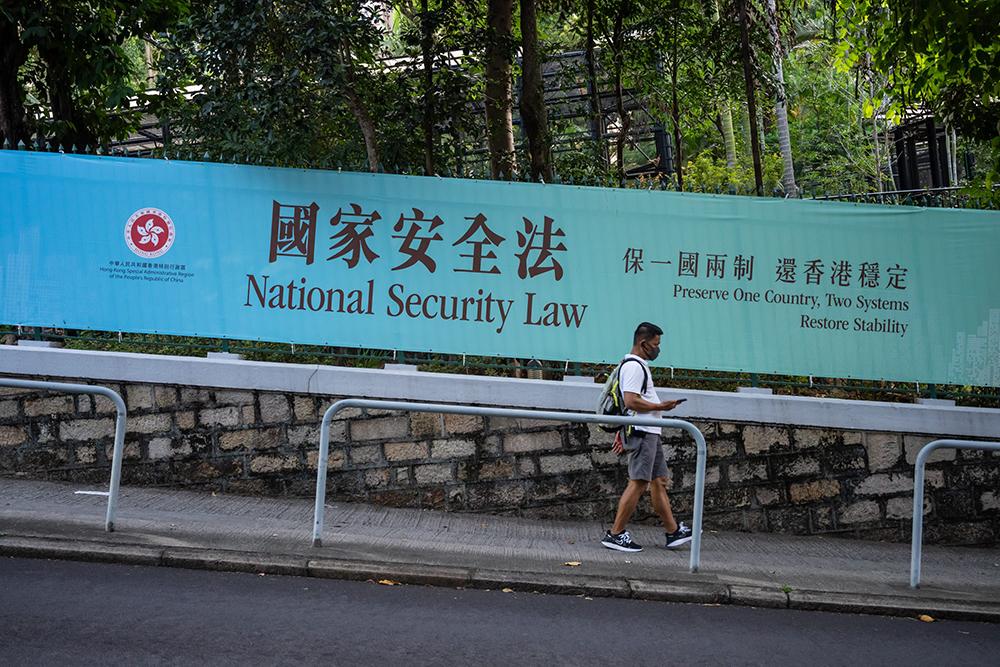 Segurança nacional | MNE chinês em Macau promove debate sobre lei