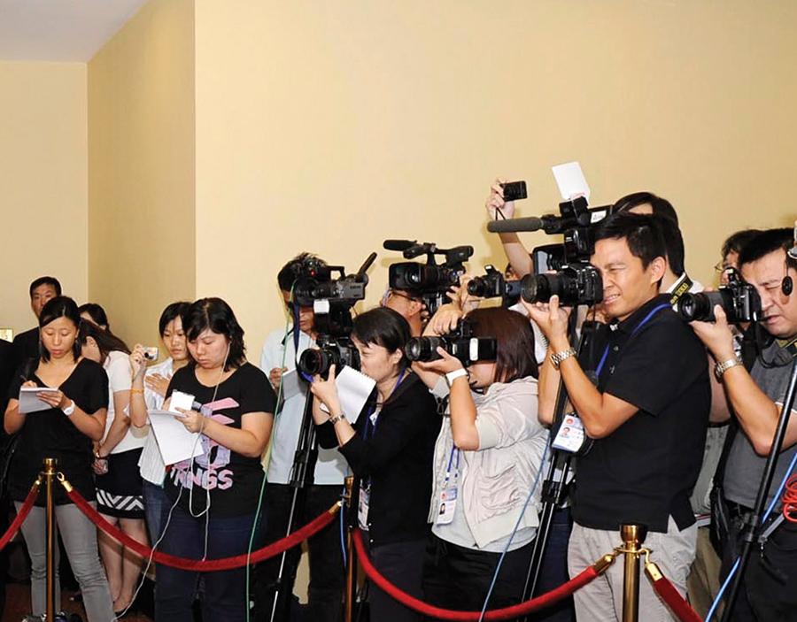 China | Correspondentes estrangeiros com piores condições de trabalho