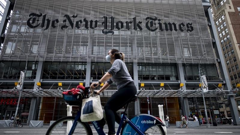 Jornal New York Times transfere parte da sede asiática de Hong Kong para Seul