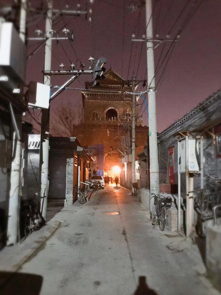 Uma solipsista laowai em Pequim