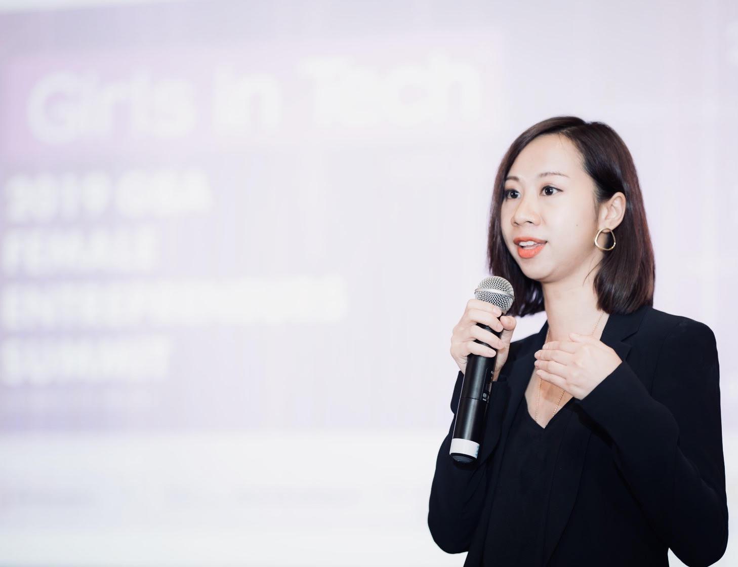 """Stephanie Chiang, fundadora e directora do projecto Girls in Tech Macau: Ligação a Hengqin """"ajuda muito"""""""