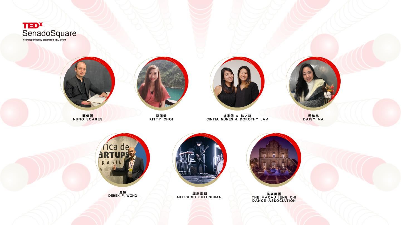 TEDX Senado Square   Edição deste ano é online e acontece a 9 de Agosto