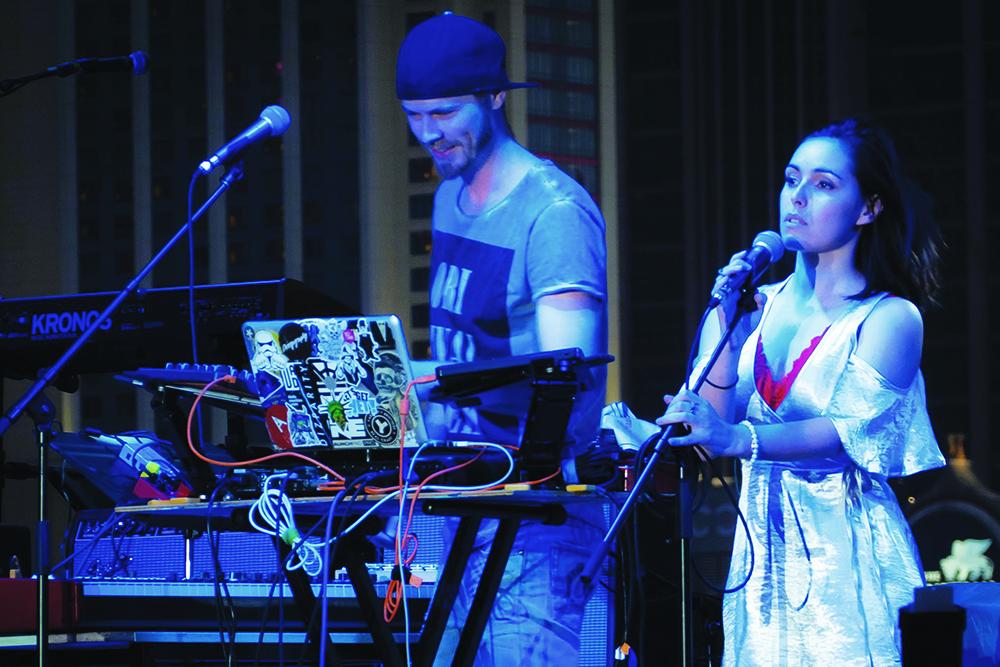 Música | Concrete/Lotus ao vivo no Club Legend