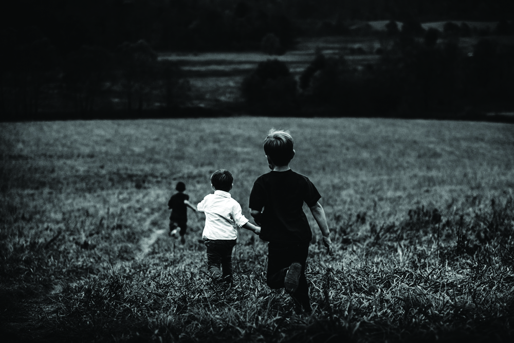 O Paraíso Perdido da Infância