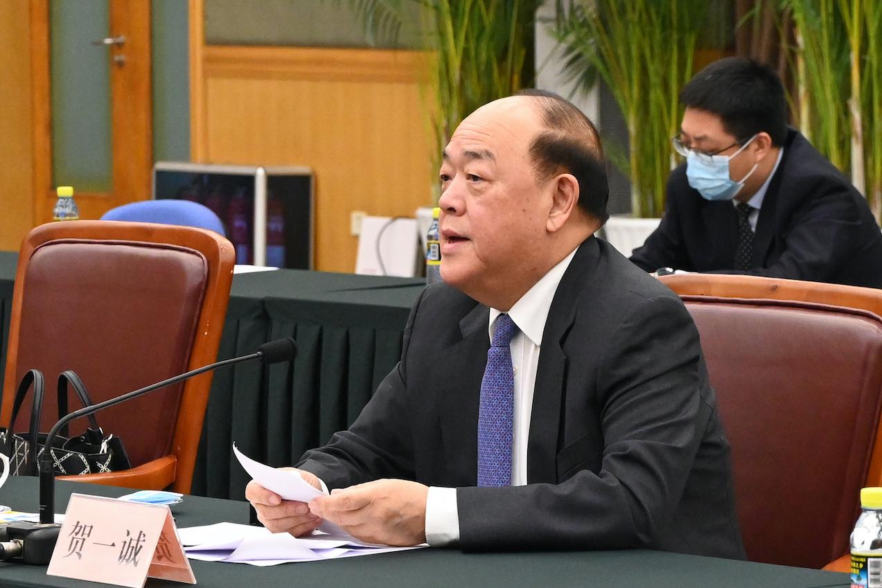 Grande Baía | Chefe do Executivo em visita oficial entre hoje e segunda-feira
