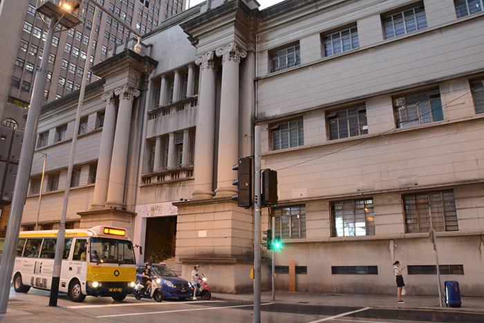 TUI vai para o edifício do antigo tribunal