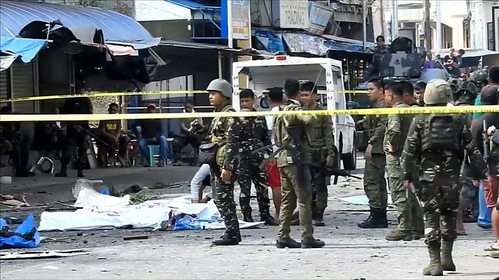 """Polícia filipina matou nove pessoas associadas a """"grupos terroristas comunistas"""""""