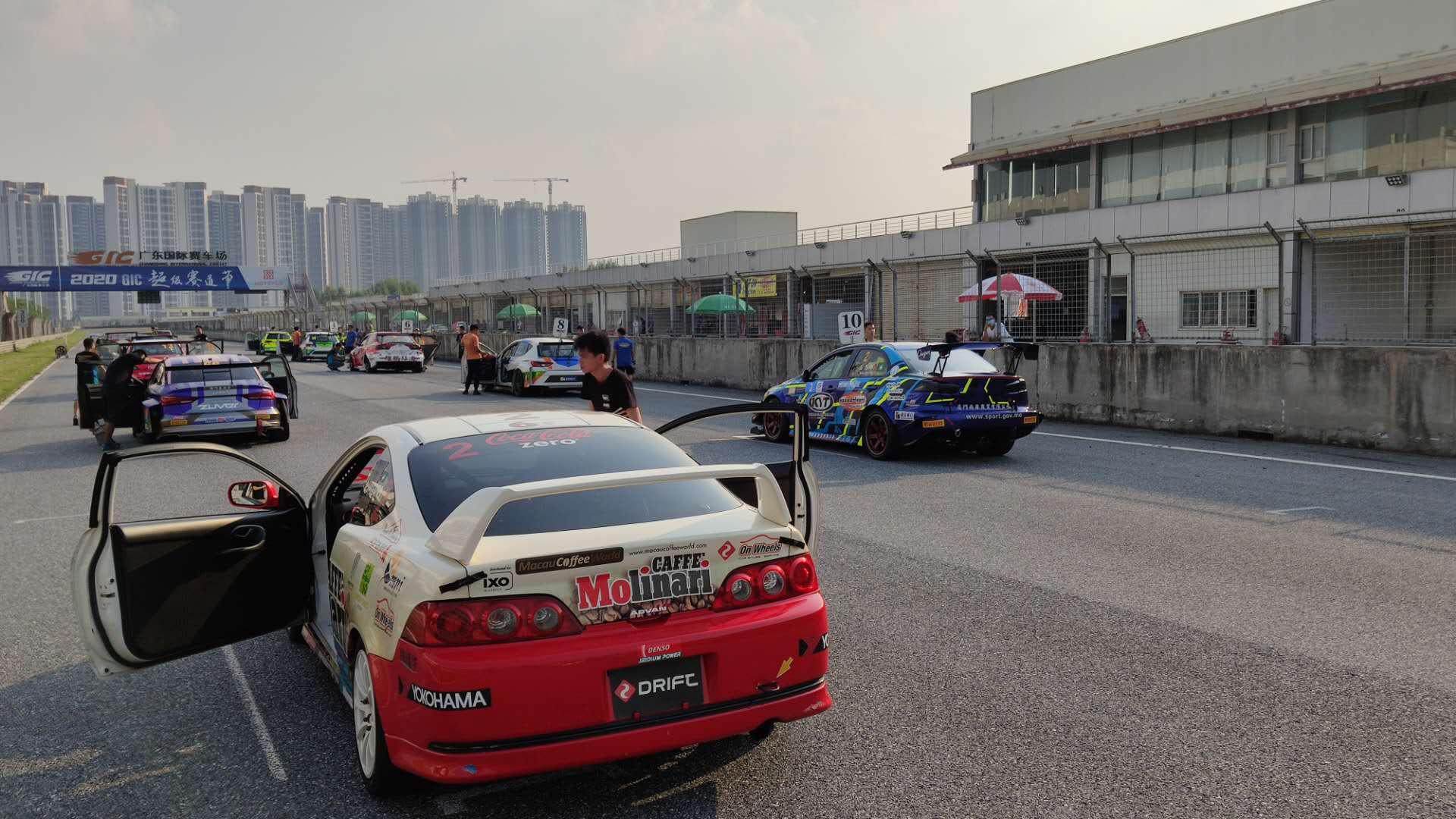 Automobilismo | Macaenses deixam boas indicações em Zhaoqing