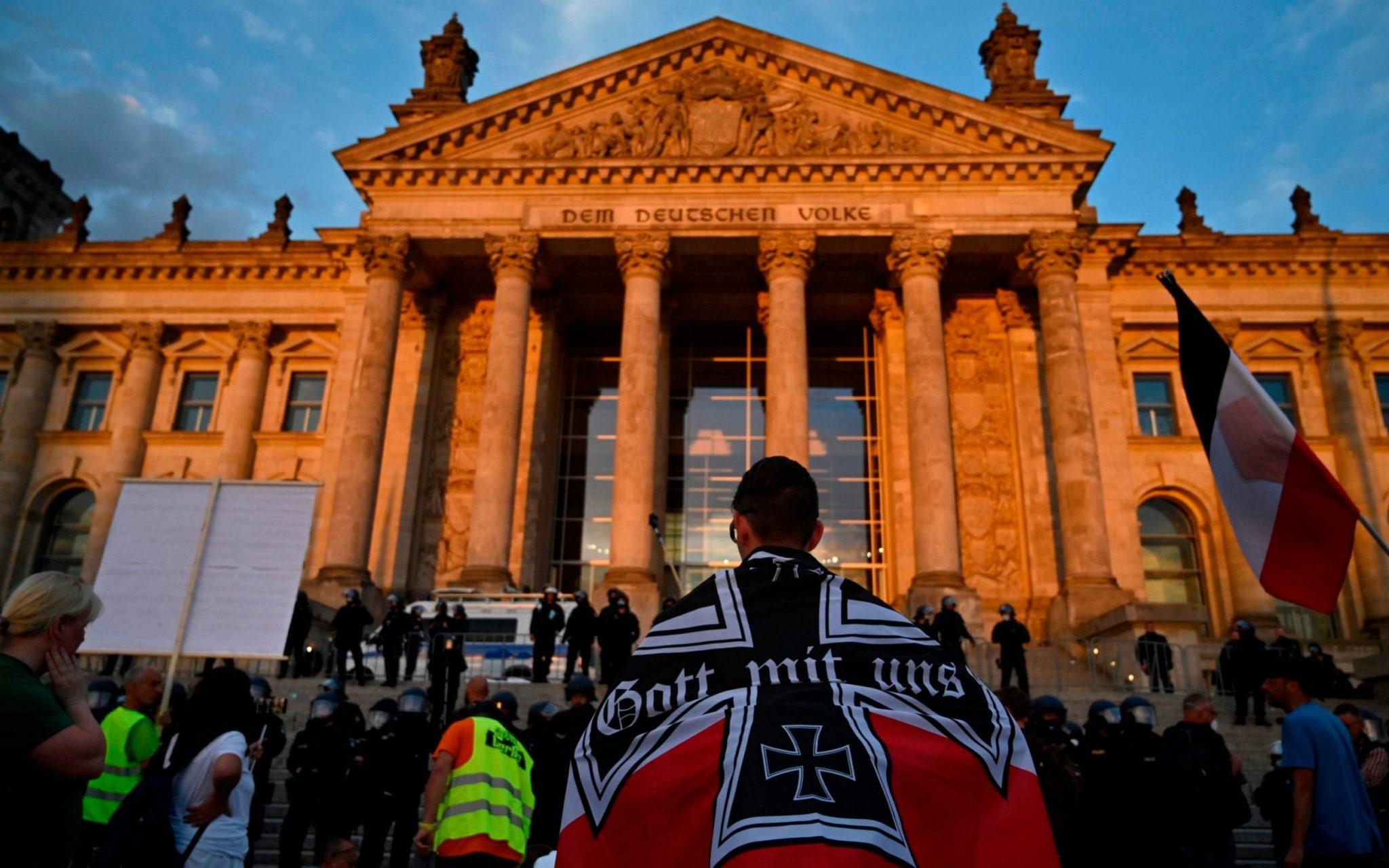 """Assalto ao """"Reichstag"""""""