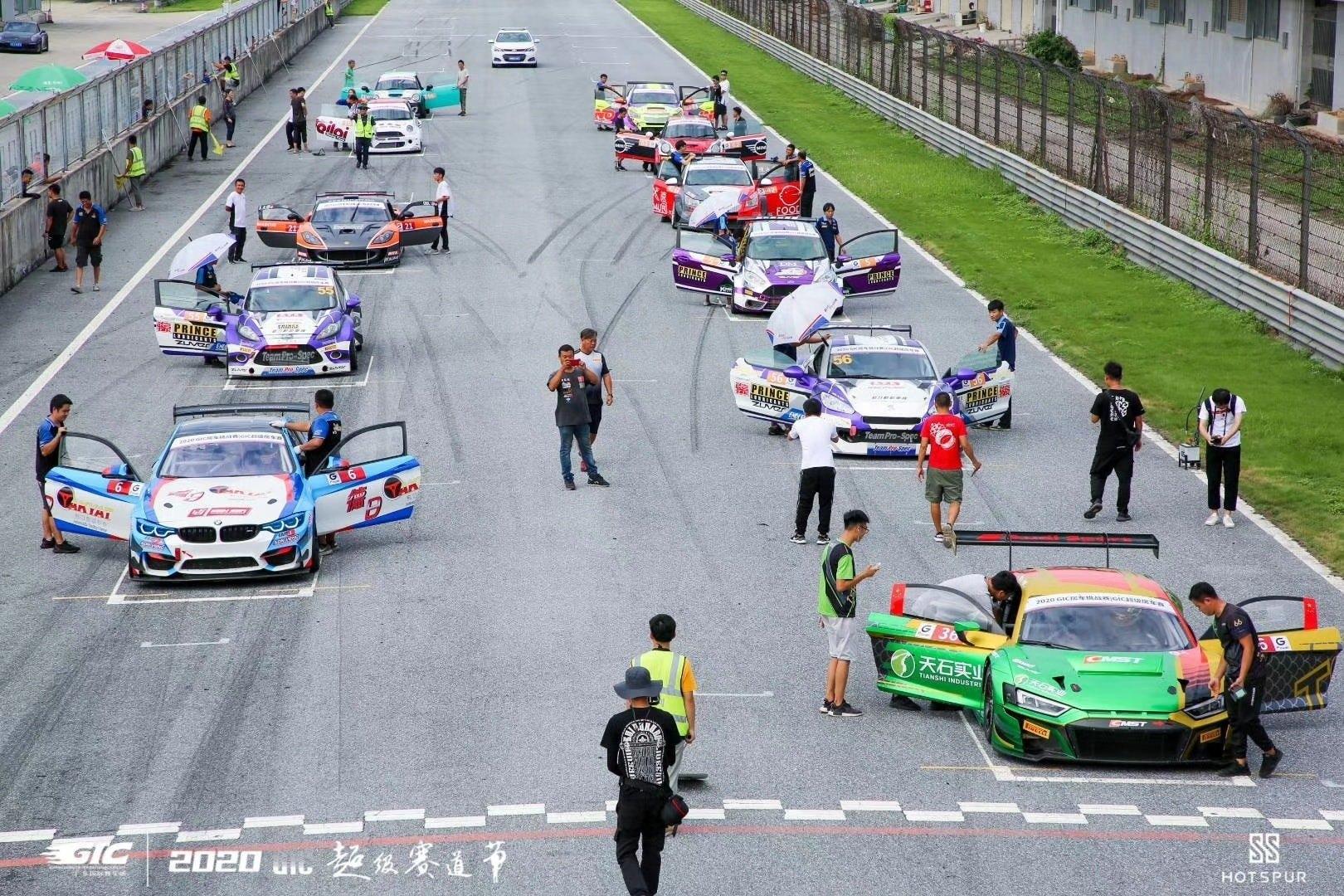 Automobilismo | Pilotos de Macau voltaram a correr em Zhaoqing