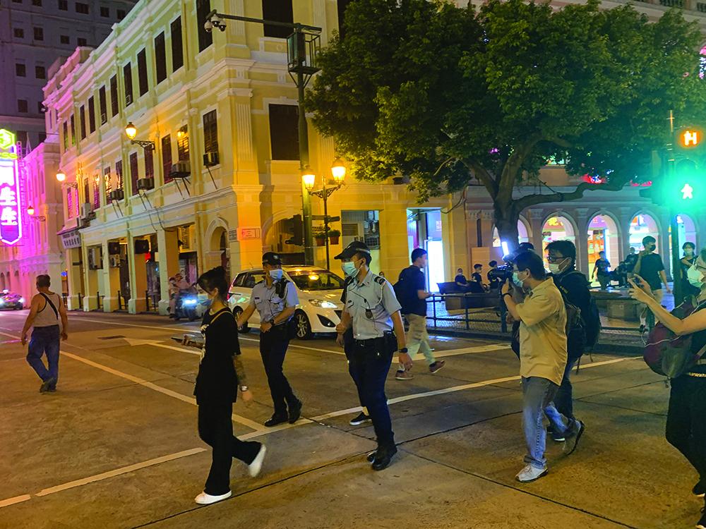 Polícia   Agnes Lam defende mudança de actuação em casos políticos