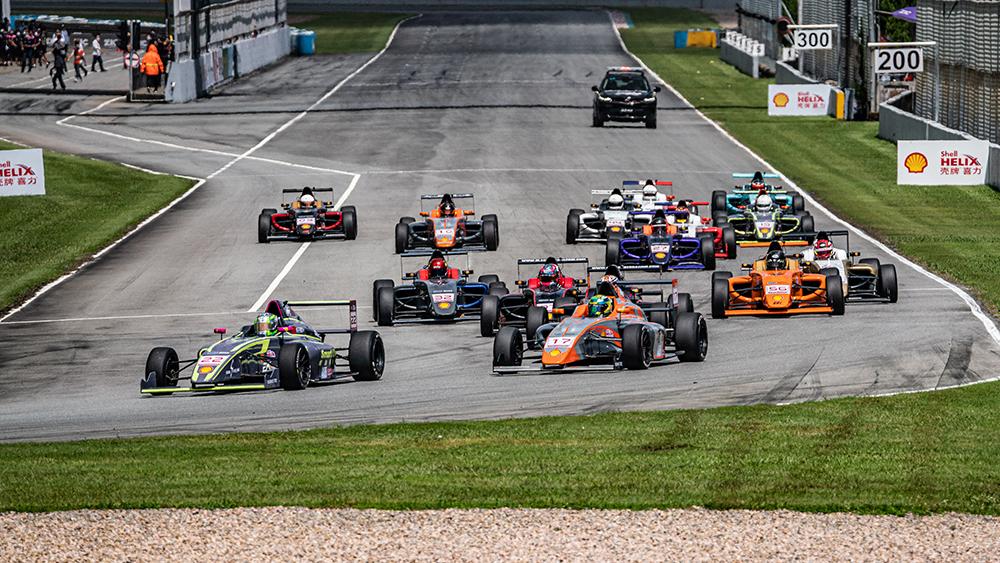 F4 China | Campeonato arrancou em Zhuhai de olhos postos no GP da RAEM