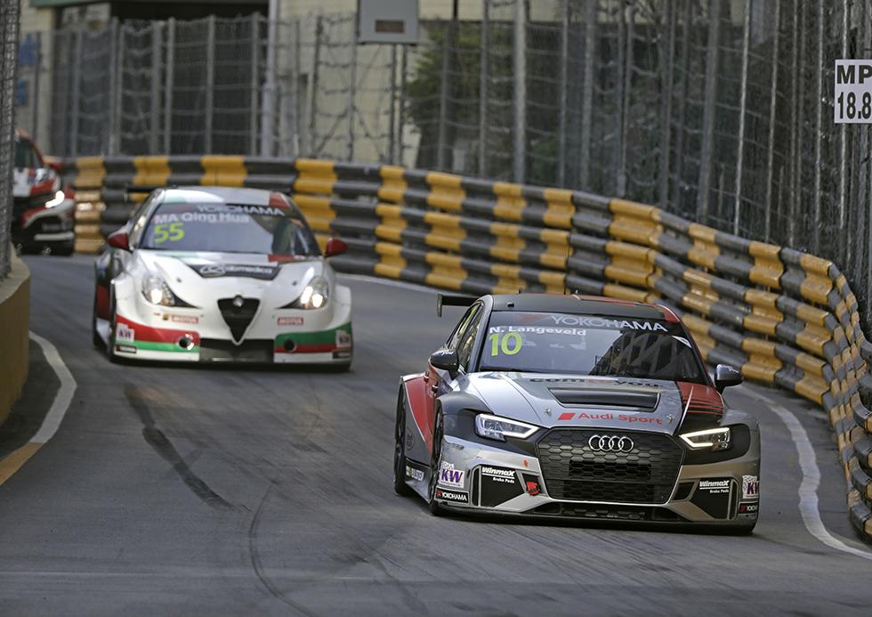 Calendário 2021 da WTCR deverá incluir GP Macau