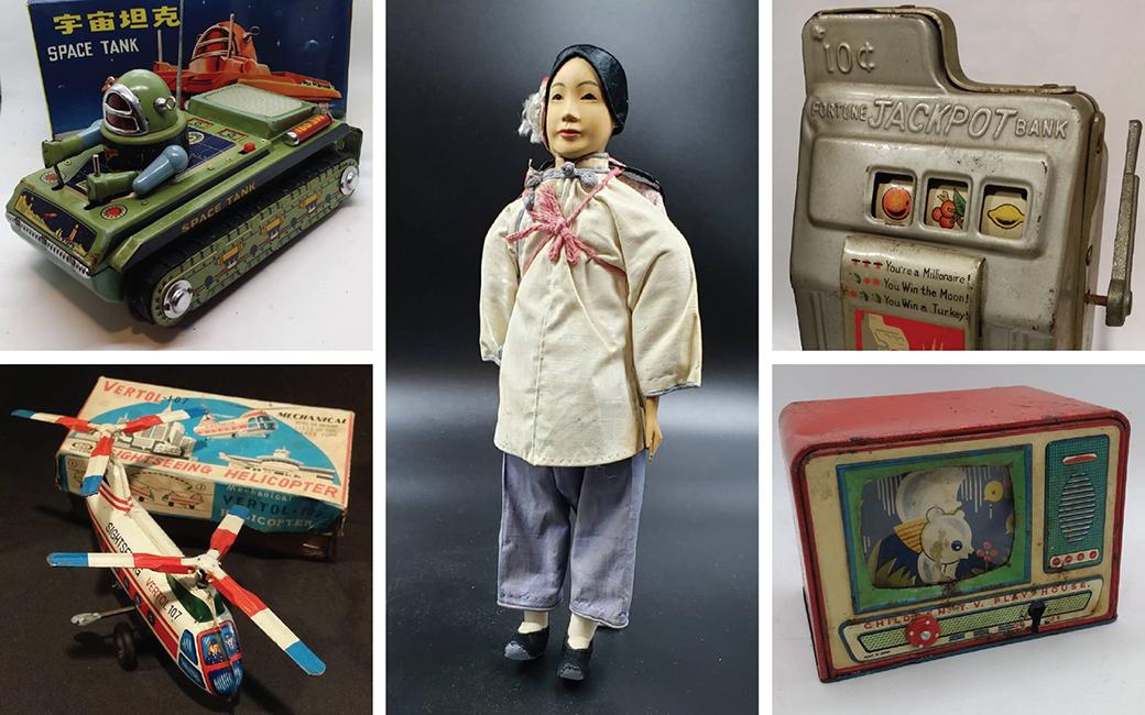 Nostalgia Macau   Brinquedos e jogos tradicionais em exposição do IAM