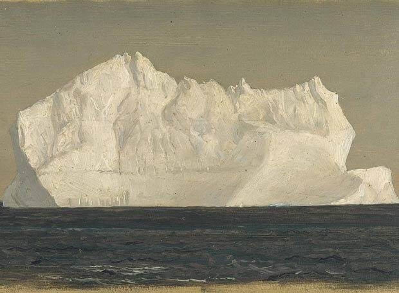 O inquebrantável iceberg