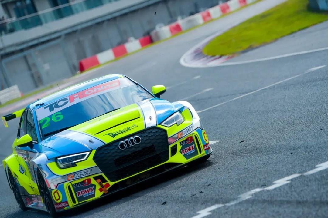 TCR China | Pilotos de Macau com sortes diferentes