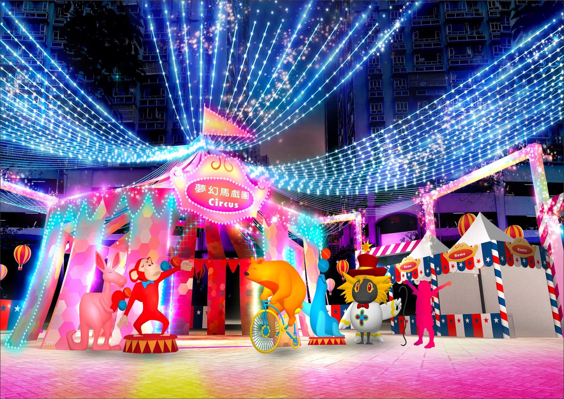 DST   Praça do Tap Seac vai ser o local principal de Festival da Luz