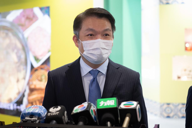 Secretário recusa ligação entre manifestação na DSAL e novos apoios