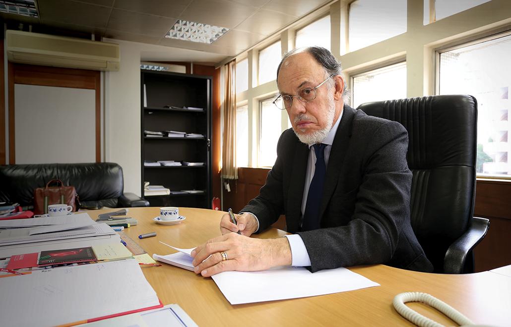 """António Félix Pontes, ex-presidente do Instituto de Formação Financeira: """"Fiquei com alguma mágoa"""""""