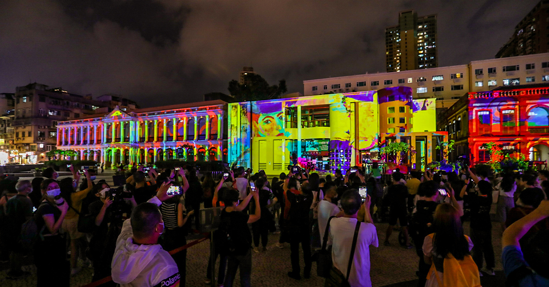 Festival de Luz arranca com promessa de colorir quatro roteiros de Macau