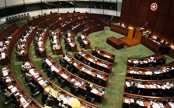 APN analisa projecto de reforma eleitoral em Hong Kong