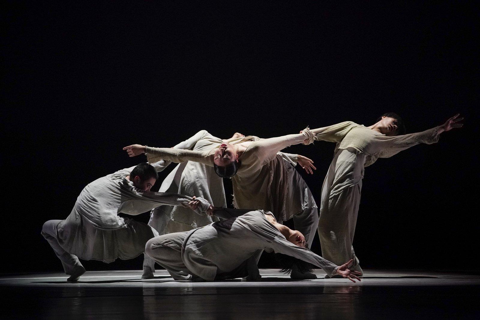 Companhia de Dança Teatro Xie Xin no CCM em Fevereiro