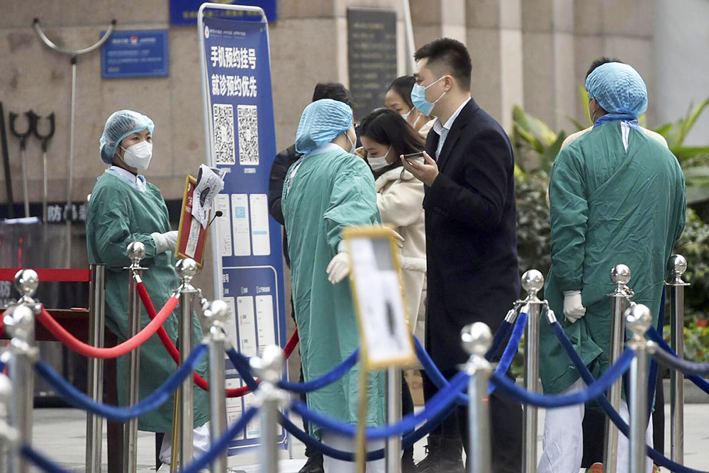 Sichuan | Dois milhões de pessoas vacinadas de urgência após novo surto