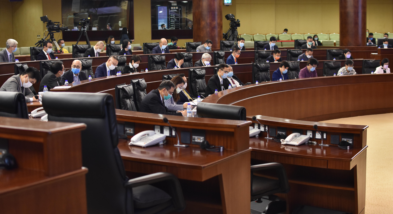 Emprego | Wang Sai Man pede mecanismo para contratação de TNR retidos