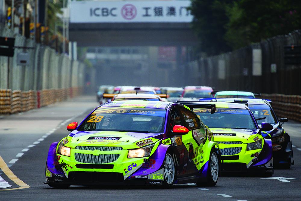 Automobilismo | Jerónimo Badaraco acredita que circuito no Cotai seria uma mais valia