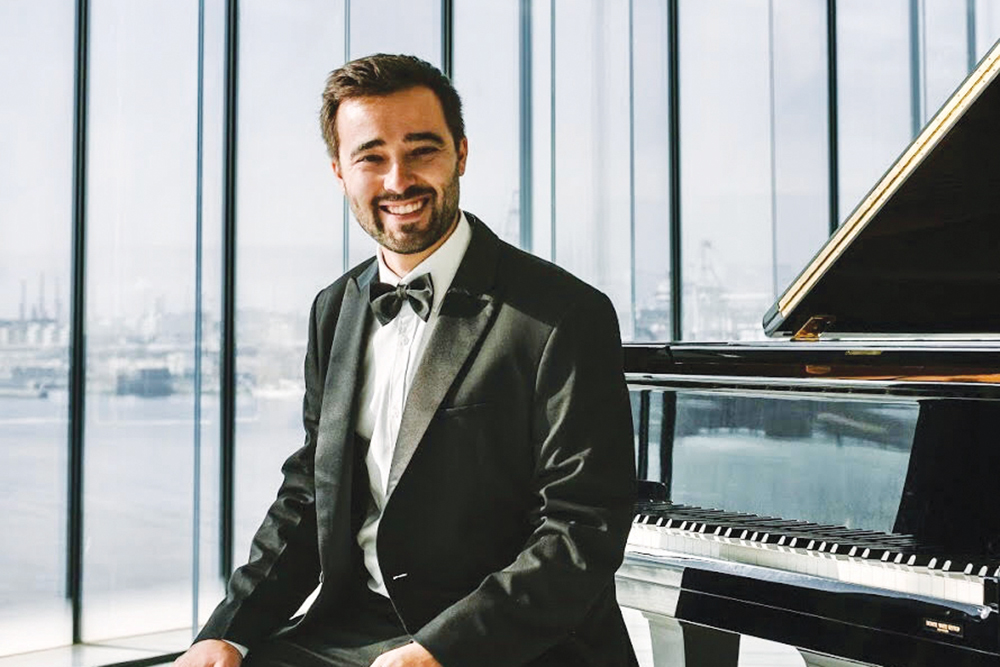 "Música   Álbum de Vasco Dantas é ""primeira escolha do ano"" da revista Orchestergraben"