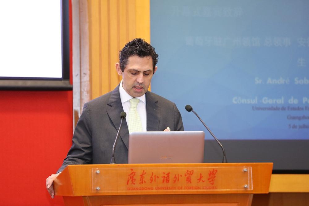 Economia | Cônsul de Portugal apela a interesse empresarial pelo sudeste da China
